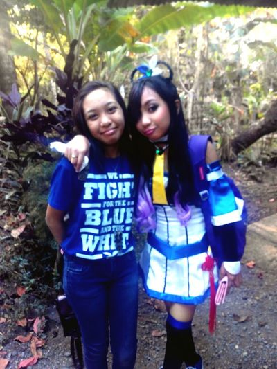 Cosplay Anime Girl Cosplaymania14 Sister ❤ Sisters ❤ Cosplayer my sister as lou tianyi :)