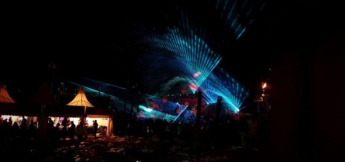 laser at stereo