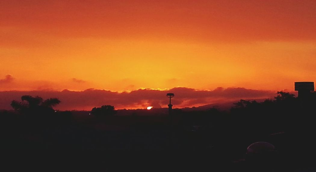 Sunset, cape Cape_town Love My Work' From The Rooftop town Through My Lens South Africa Sunset