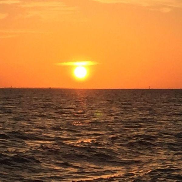 Day Scenics Sunlight Horizon Over Water Horizon Beauty In Nature Water Dramatic Sky Outdoors No People