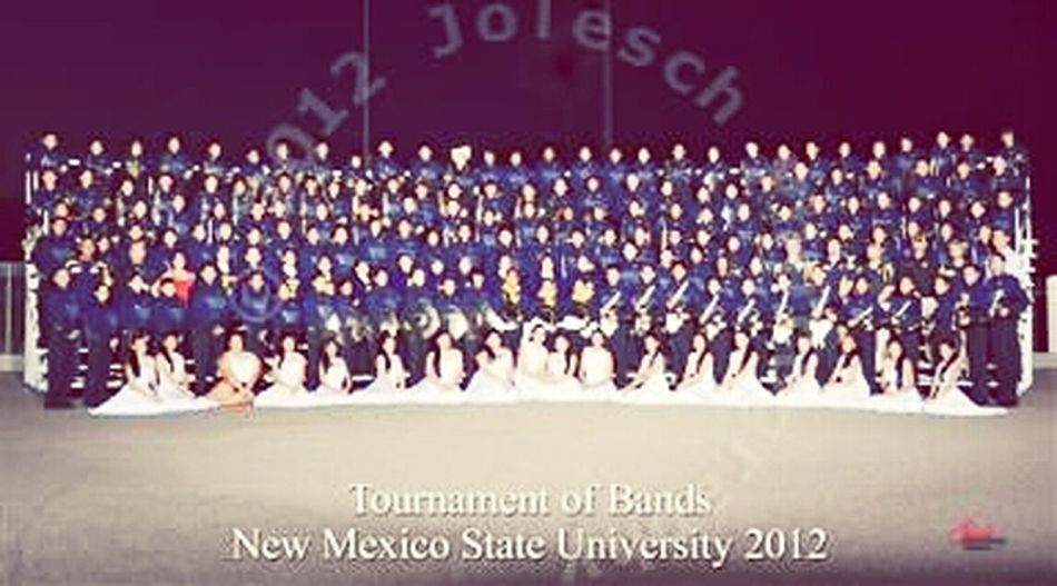 The Band 2012-2013(:
