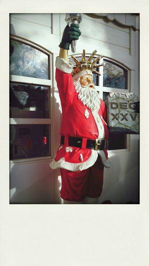 Leonie Filter Merry Christmas! Santa Claus