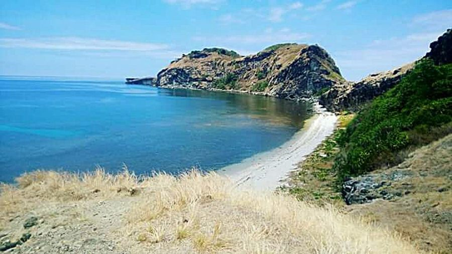 The Beauty of Capones Island Beach Landscape Sea Sand Nature Scenics Rock - Object No People Outdoors Cliff Travel Destinations Water Blue Day Vacations Summer Sky Mountain Horizon Over Water Clear Sky First Eyeem Photo