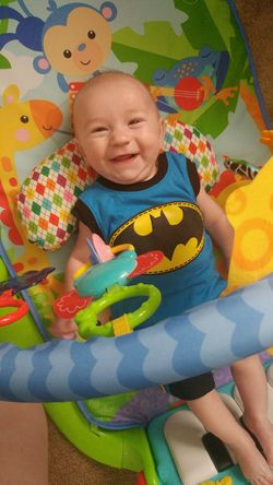 My smiling little muchkin... He makes me so happy 😀..... Hanging Out Taking Photos Enjoying Life Eye Em Around The World The Week On Eyem Check This Out Not Strange To Me I'm Happy What I Value MyFamily Love Them Always. Baby Babyboy My Grandson Love My Family ❤ Family❤ Babies! Babies Of Eyeem