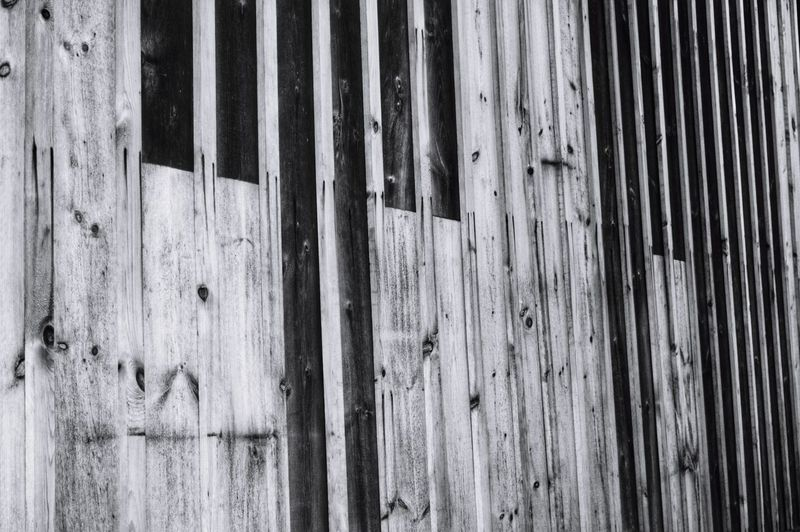 Barn abstract. Bkack And White Black And White Photography Nikon Photography Nikon D3200 Backgrounds Full Frame Corrugated Iron Textured  Wood - Material Pattern Paint Close-up Weathered Peeling Off Wooden Peeled