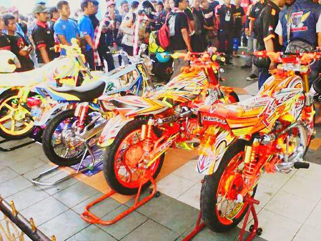 indonesia kontes Rx-king