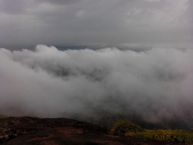 Melancholic Landscapes Mist Misty Morning Peakofmountain Mountain Peak