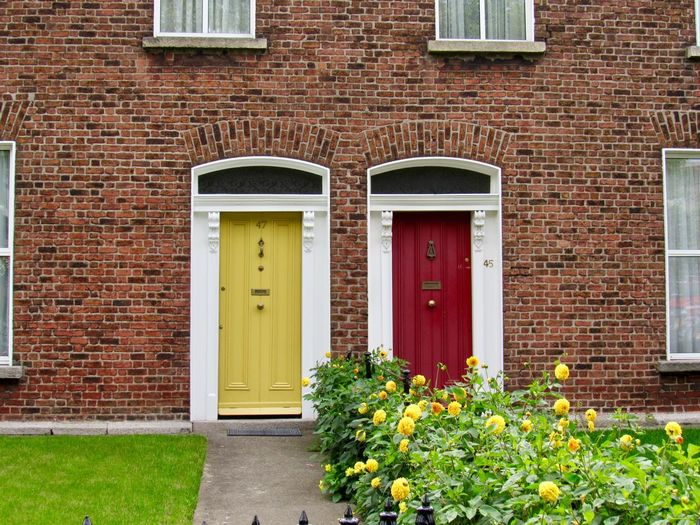 Building Exterior Door Entrance Architecture Built Structure Building Brick