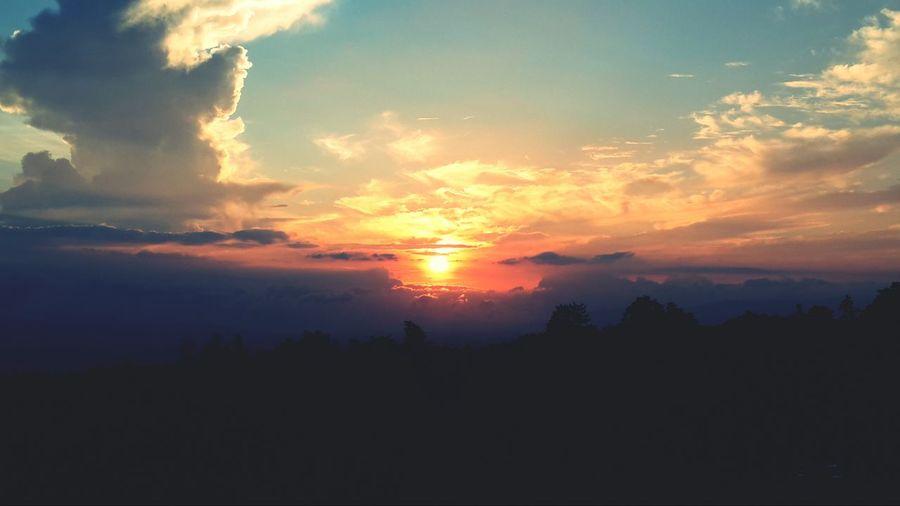 Costarica Taking Photos Sky Heredia