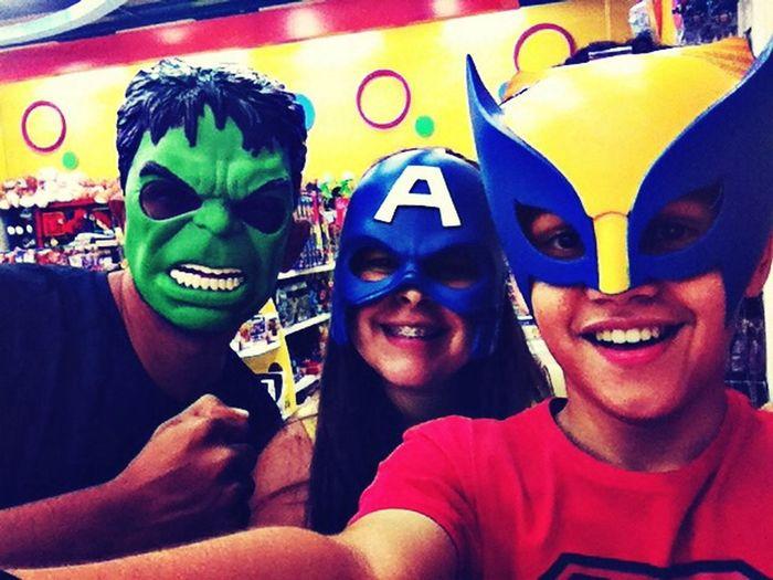 Liga da Justiça :c ksksksks Zuados  Crazy Happy