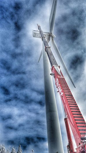 Windturbines WorkLife Windtravellers Windtech Gaspesie EyeEm Best Shots Roadtowork WorkLife
