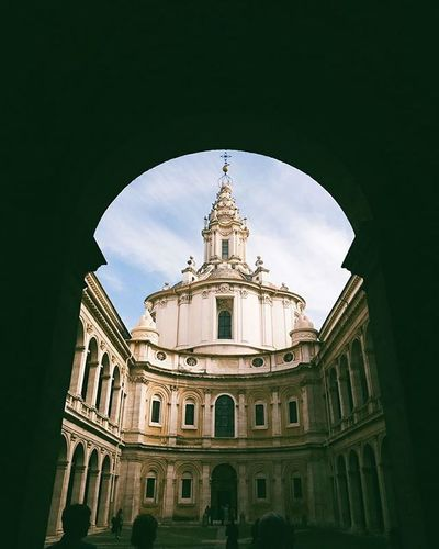 Nostragiornataaroma Goingrome Erasmus Roma