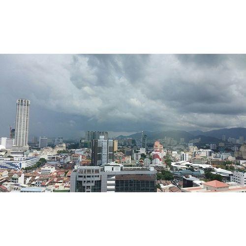 @anipsepet kata aku suka tag no filter, so.... Nofilter Rainypenang
