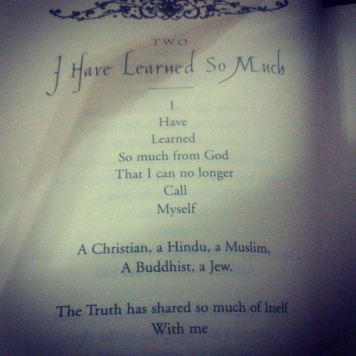 Hafiz Poetry Preciereading Photo book bookie