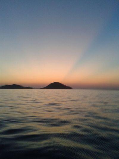 Turkey Turkeyphotooftheday Bodrum Sunset LoveLife❤️ Quietness