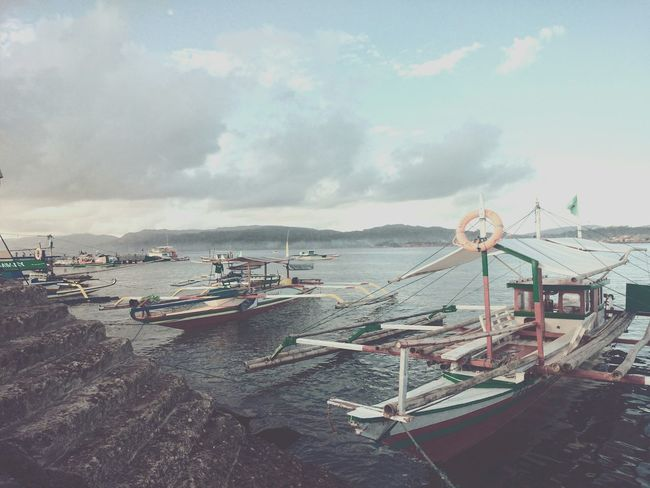 Seaport Cagbaleteisland Nilandingancove Mauban Quezon Province Itsmorefuninthephilippines Boats⛵️ The Traveler - 2015 EyeEm Awards Summer Views Landscapes With WhiteWall My Favorite Photo Original Experiences Feel The Journey