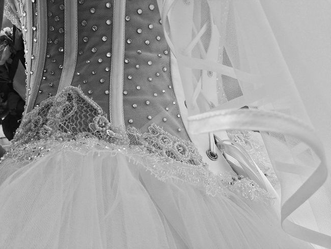 Pattern Close-up Backgrounds Dress Wedding Dress Wedding Photography Wedding Wedding Day Wedding Clothes Strass Pizzo Detail White Dress Black And White EyeEm Best Shots EyeEm Gallery EyeEm Best Edits Macro Tessuto Abito Corpetto Moda Black And White Friday Fashion Stories