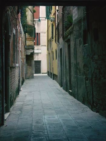 Venezia Strade Gita Colori Colors Venice, Italy