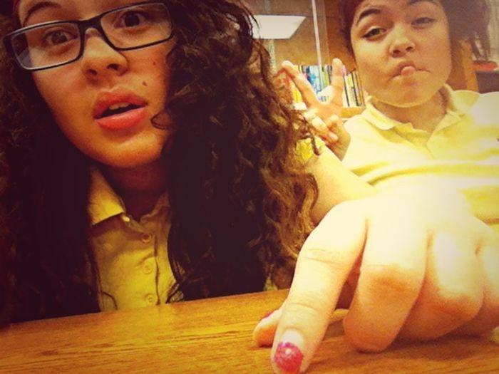 Yup Yup We Bored In Class ✌