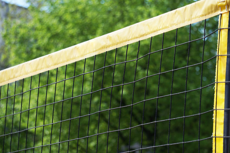 beach volleyball net Focus On Foreground Day No People Outdoors Net - Sports Equipment Sunlight Beach Volleyball Beach Volley Volleyball Volleyball - Sport Sport Volleyball Net Outside Outdoor Copy Space