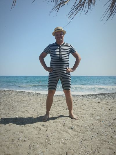 Beach Retro Greece Sea