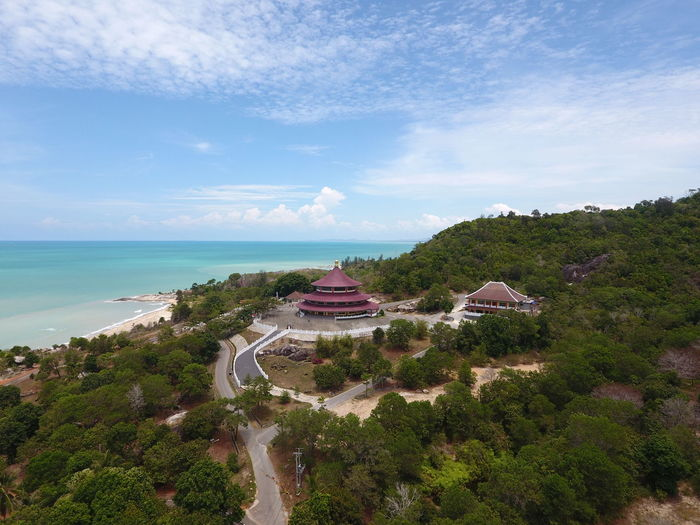 Temple Landscape Drone  INDONESIA Aerial Landscape Aerial Photography Aerial View Architecture Beach Temple Beach, Beauty In Nature Bird View, Day Drone Photography Landscape Temple, Nature No People Outdoors Plant Religious Architecture Temple Temple Photography Tree