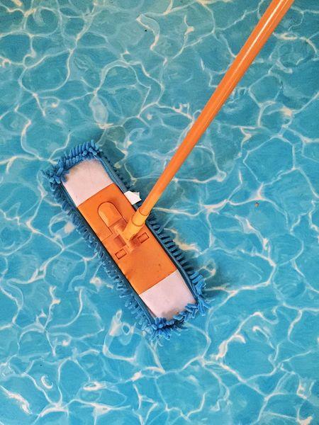 Kitchen Utensils Household Household Objects Cleaning Clean Pool Blue Küche putzen. 😖 Küche