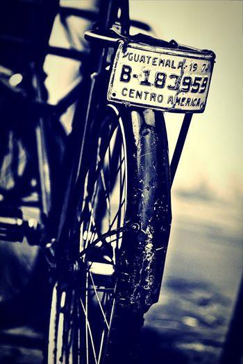 Bicicleta Bicycle Licenseplate Plaça Placa De Carro Old Old Bicycle BLCK&WHT Black And White Black & White Blanco Y Negro Bicicleta Vieja Old Bike Bike Chain Cadena De Bicicleta Fine Art Photography Still Life Urban Photography Street Photography Fine Art Pivotal Ideas Travel Black And White Friday