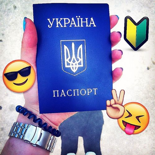 Совсем взрослая) 😃😹🔰 Куда уходит детство...? 16 паспорт прощайдетство