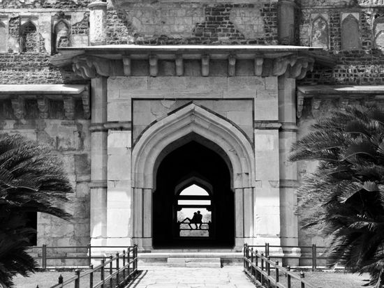 Romance Architecture Arch Gate History Travel People Oneplus3T Mobile Photography Arceology