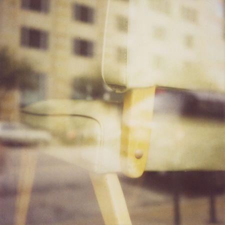 { Instant } Reflections, Austin / Polaroid SX-70, Polaroid 600 Film Filmisnotdead Polaroid