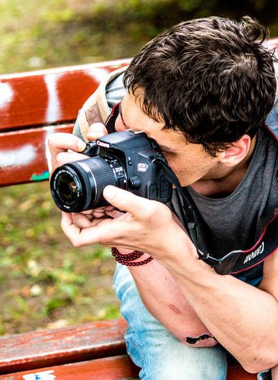 Canon DMT Gubin Iloveeverybody Leo LSD Photographing Poland Rabenart Young Adult