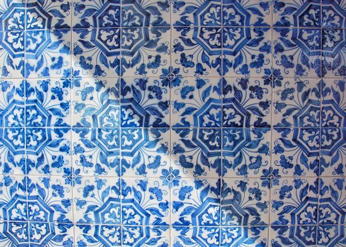Pattern Pieces Portuguese Tiles  Pattern, Texture, Shape And Form Pattern Blue Tiles Portuguese Architecture Azulejos Azulejo Tiles Tilesart Tiled Wall Portugal_em_fotos Portugal_lovers Portugal Convento De Cristo Tomar Fliesen Blau Und Weiß
