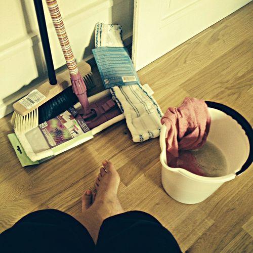 Belong Anywhere Feet Clean At Home