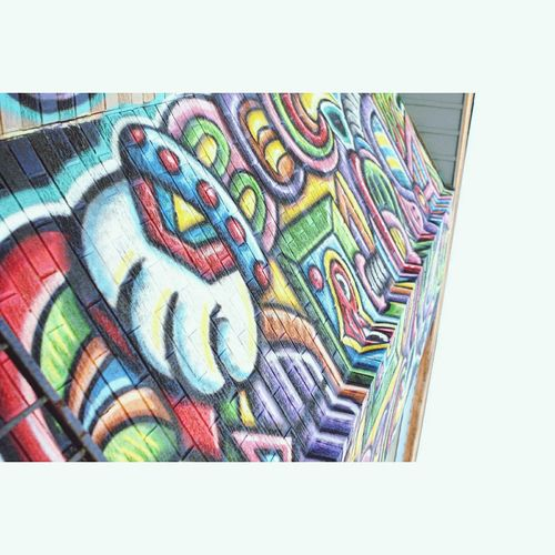 urban art at its finest in my city Mtlart Color Explosion Urbanphotography Streetart Lovewhatido