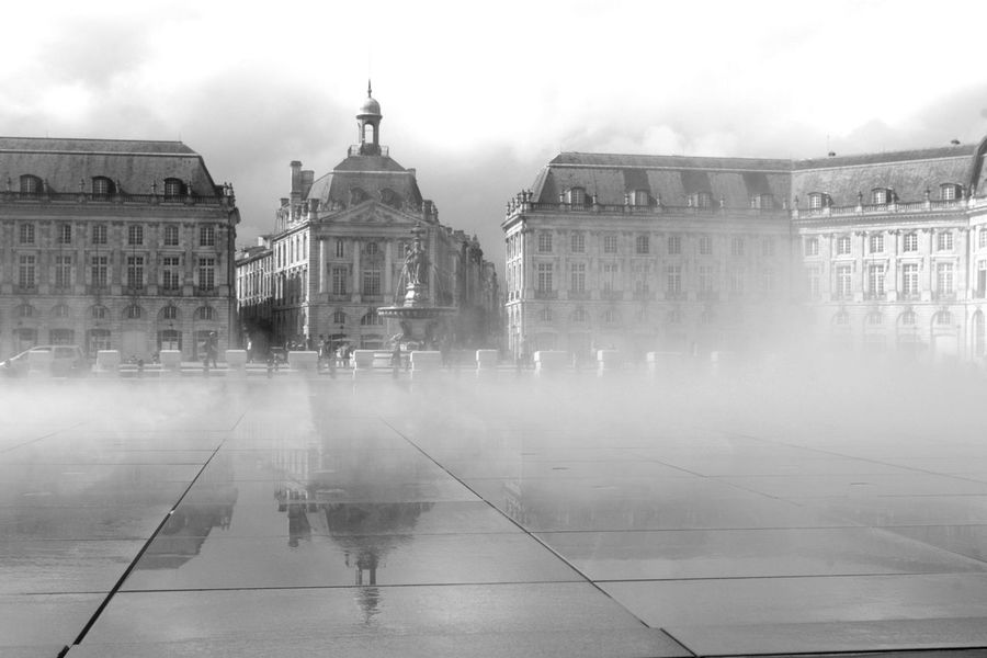 It was a cloudy day and in front their is a water it was a nice atmosphere. 19th Century 19th Century Buildings Architecture EyeEm Best Shots EyeEm Gallery Foggy Weather Architectural Column Architecture Black And White Blackandwhite Building Building Exterior Built Structure City Fog Foggy Foggy Day History Rainy Season Sky The Past Tourism Travel Travel Destinations Water The Traveler - 2018 EyeEm Awards EyeEmNewHere