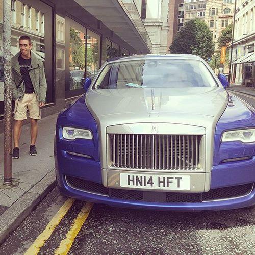 Rolsroyce Richcar Uk Manchester dreamcar iminlove