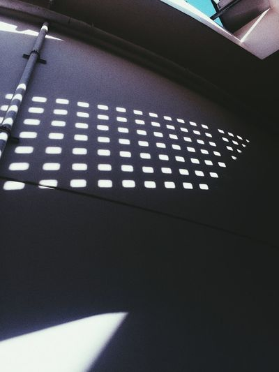 Shadow Pattern Sunlight No People Day High Angle View Indoors  Nature Architecture Built Structure Security Window Close-up Safety Transportation Protection Road City Ceiling