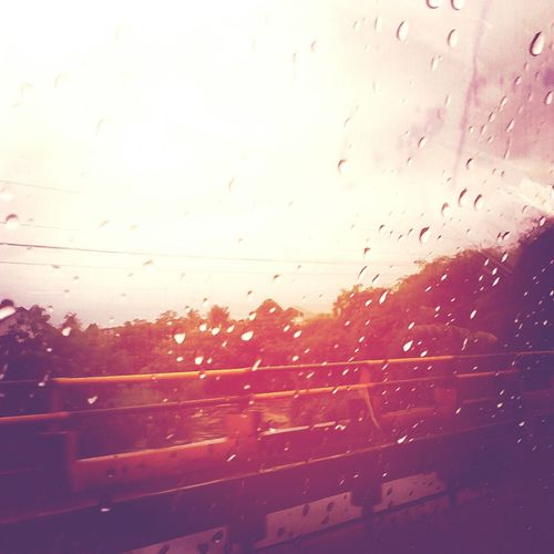 Rainy Day On The Road