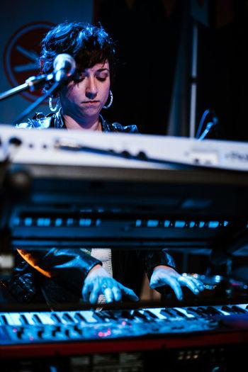 Jared Mees Band Jaredmees Keyboard Instrument Live Music Sony Alpha Boiseidaho Treefort2019 Performance