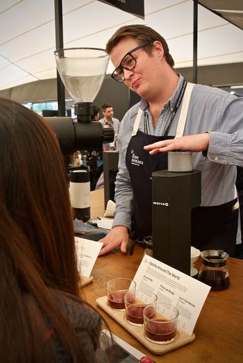 #MICE2017 Barista Coffee Coffee Convention Coffee Expo Coffee Time Coffee ☕ Leicacamera Melbourne City Melbourne International Coffee Expo Workshop