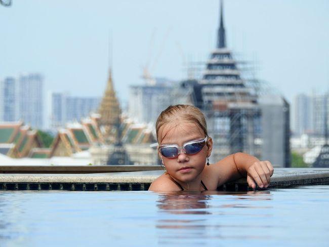 Happy Happy Summer Bangkok Sweemingpool Water Glasses Thailand EyeEm Selects EyeEmNewHere Sunny Day 🌞 Holiday Thai Khoasanroad Khoasan Road Khoasan Hotel Dang Derm Hotel Magic Time 😉 Real Thailand Sweety Model Rethink Things