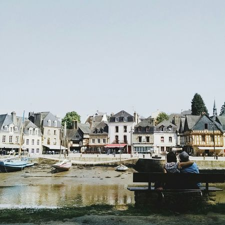 Lovers in Auray
