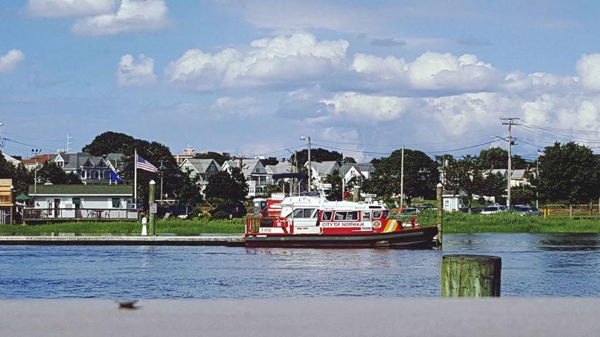 Water Nautical Vessel Norwalk CT
