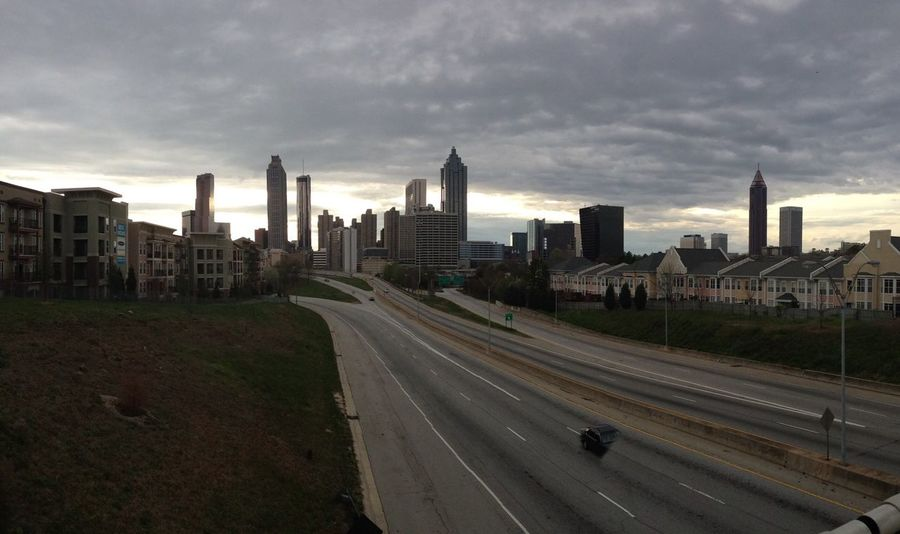 Atlanta View Beautiful