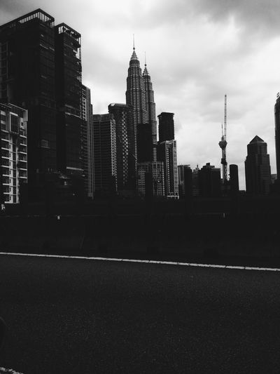 b&w kill snap Check This Out Vscocam Kuala Lumpur Crusing The Road Black&white