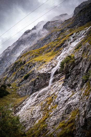 Garmisch Höllentalklamm Klamm