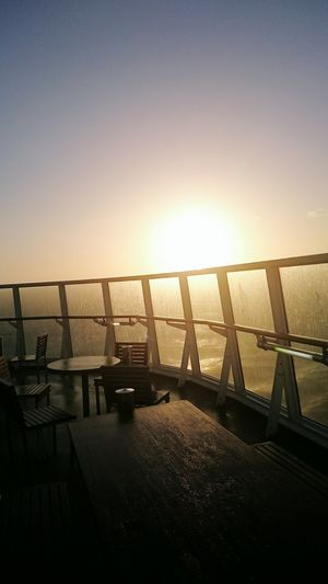 Ferry Boat Ride Sun Sunset XperiaZ3 Fresh 3 Dover Britain