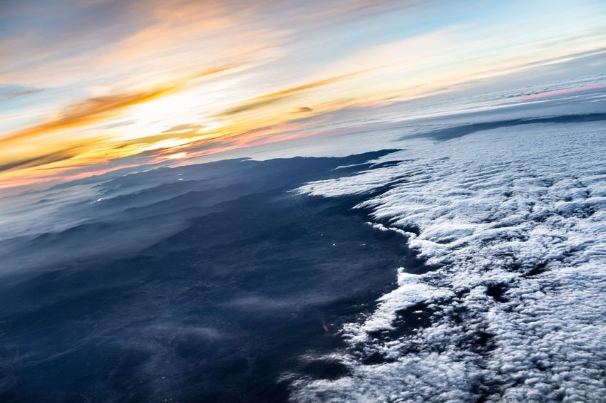 Reaching Madrid SPAIN Aerial Shot Aviation Flying Landscape Mountains Sunset Sunset_collection The Great Outdoors With Adobe The Great Outdoors - 2016 EyeEm Awards