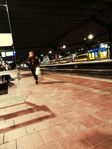 Centaal station rroterdam sppor.8